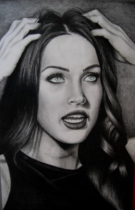 Megan Fox by valontina